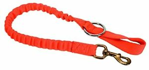 Weaver Leather 08 98225 bo Arborist Bungee Chain Saw Strap Orange 30 Supplies