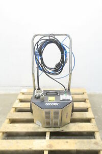 Goodway Ram 4 60 Ream a matic 115v ac High Flow Chiller Tube Cleaner D598478