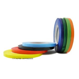 Bag Sealing Poly Tape 3 8 Inch X 180 Yards Several Colors Pack Free Shipping