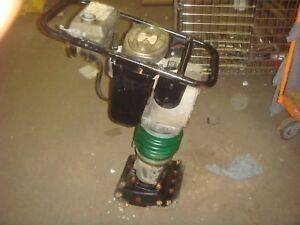 Wacker Bs62y Pogo Stick Jumping Jack 2 Cycle Rammer Tamper