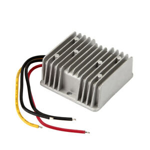 10pcs Dc 36v To Dc 12v 10a 120w Power Supply Golf Cart Voltage Reducer Converter