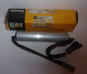 Cat Caterpillar 134 2252 Sensor Gp El 126 0182 00 Mrnanr Nn New