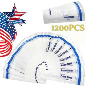 1200pc Dental Intraoral Camera Sheath Cover Intra Oral Sleeve Disposable Dentist