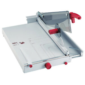 Mbm Ideal Kutrimmer 1058 22 1 2 Lever Style Paper Cutter