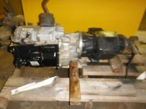 Dodge Cummins Nv4500 205 Transfer Case 5 Speed Manual Transmission Will Ship