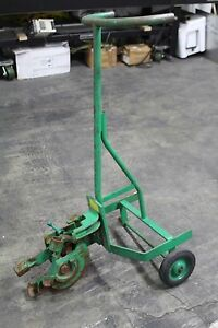 Greenlee 1800 Mechanical Conduit Pipe Bender 1 2 3 4 1