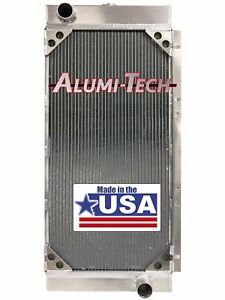 Sullivan palatek D375 Aluminum Radiator Oe Replacement Made In Usa