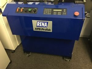 Rena Xps Pro Tab Production Multi Tabber jet1 Ameritek Cheshire Mcs