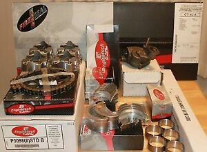 Engine Rebuild Kit 93 94 95 Chevy Truck 350 5 7l V8