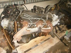 1996 00 Chevy Vortec 350 5 7 Longblock Engine Will Ship
