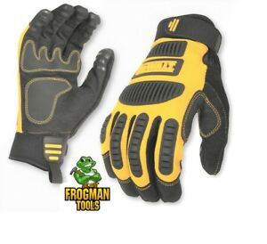 Dewalt Dpg780 Performance Mechanics Work Gloves 3 Pack Free Shipping