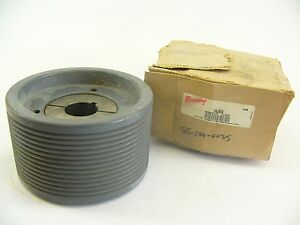 Browning 14l54q Poly v Tapered Sheaves W split Taper Bushing 5 4 out j42