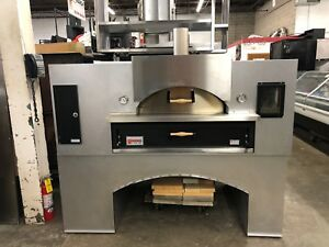Marsal Wf 60 Wave Series Flame Gas Pizza Deck Oven Demo Unit