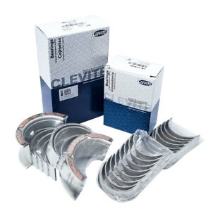 Chevy 396 427 454 Clevite 77 Main Rod Bearings Set Ms829p Cb743p In Stock Look