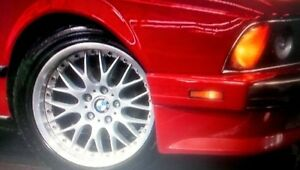 Rare 18 Set Of Four 4 Bmw Bbs Factory Style 42 Oem 2 Piece Wheels Most Bmw
