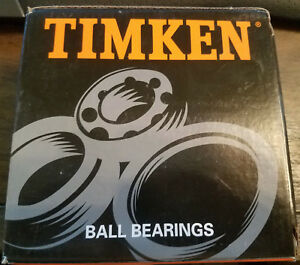 Timken Flange Bearing 4 bolt Ball Rcj1 7 16 Bore Housed Unit Nib
