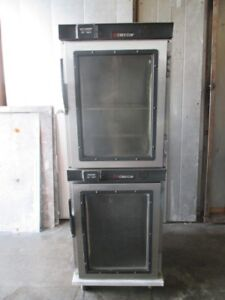 Crescor Double Stack Proofer Hot Box Holding Warming Cabinet H339225