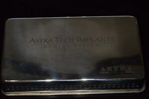 Astra Tech Implants Dental System Surgical Kit