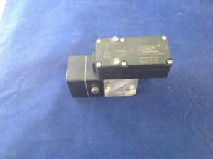 Piab X5a6 bn Mini Vacuum Pump With Valve Assembly Usnp