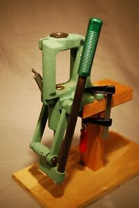 RCBS ROCKCHUCKER RELOADING PRESS