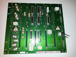 Mds Sciex Qstar Mass Spectrometer Motherboard 025171