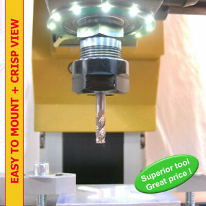 Lumenfix T16m Smart Lightsource For Hobby And Pro Mill drill Machines