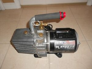J B Industries Dv 285n Platinum 2 Stage Vacuum Pump 10 Cfm