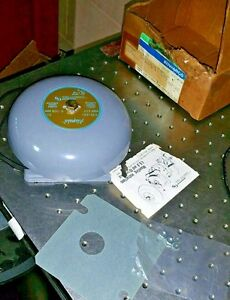 Edwards General Signal Adaptabel Nonfire Alarm Bell 435 6s1 250 Volts