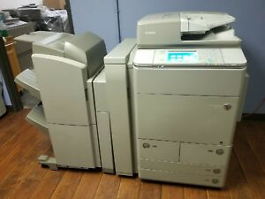 Canon Irc7260 C7260 Color Copier Printer 60 Page Per Minute Low Meter 169k