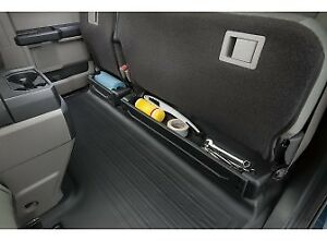 2015 2018 Ford F 150 Cargo Under seat Organizer Super And Crew Cab Models