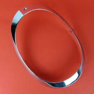 1953 1955 Original Corvette Headlight Trim Ring Bezel Nos 1954 53 54 55
