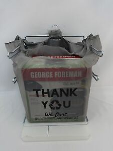 1000 Qty Thank You Grey Eco Friendly Plastic Shopping T shirt Bags 11 5 x6 x21