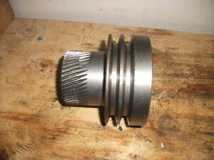 Rockwell Delta 11 Lathe Spindle Gear With Pulley