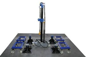 Auto Body Frame Machine Floor Style Made In Usa Best Value And Quality Available