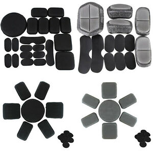 Tactical Mich OPS-CORE Fast Helmet Inner Cushion Pad with Hook Sticker