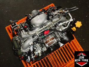 02 05 Subaru Legacy Forester Outback 2 0l Replacement Engine For Ej253 Jdm Ej203
