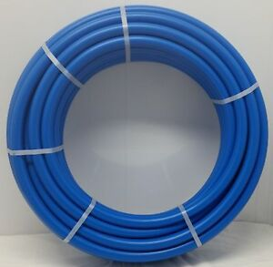 new Certified Non Barrier 1 500 Blue pex Tubing For Htg plbg potable Water
