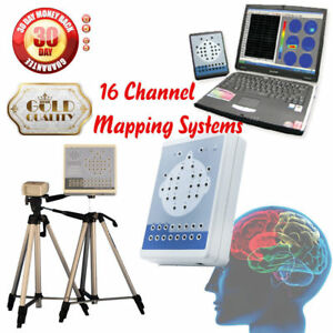 Digital Portable Eeg Machine And Mapping System 16 channel Eeg kt88 1016 Contec