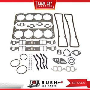 Dnj Hgs3101 Graphite Cyl Head Gasket Set For 62 80 Chevrolet Pontiac 4 6l 5 7l
