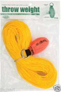 Arborist Throw Line Kit Cordura 150 Ln 16oz Orange