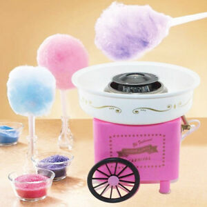Vintage Electric Fairy Cotton Candy Floss Sugar Commercial Maker Machine Party