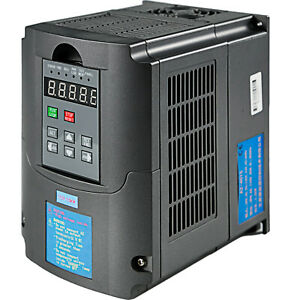 1 5kw 2hp Cnc 110v Variable Frequency Drive Speed Control Inverter Vfd