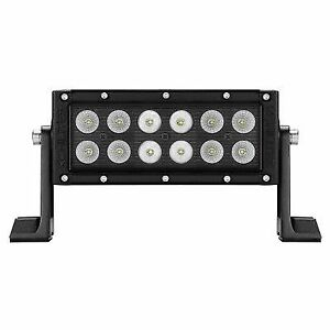 Kc Hilites 314 Single 6 36w Universal Offroad Led Combo Driving Spot Light Bar