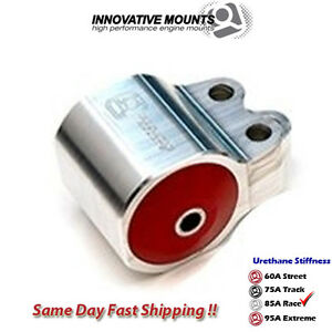 Innovative Billet Lh Mount 92 95 For Civic 94 01 For Integra B10110 85a