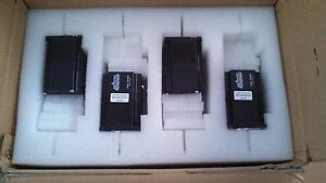 4 New Anaheim 23md High Torque 425 In oz Stepper Motor With Driver