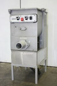 Hobart 4246 hd Commercial Butcher Grocery Market Meat Beef Mixer Chopper Grinder
