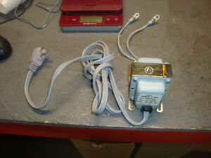 Stancor P 8638 Step Up Transformer 115 To 230 Volt Free Shipping