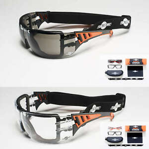 Toolfreak Safety Glasses Eye Protection Can Also Be Worn As Safety Goggles