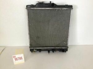 Honda Civic 1 6 Engine Cooling Radiator 1996 1997 1998 96 97 98