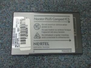 Nortel Norstar Compact Ics Cics Nt7b64bb Rel 4 1 S w Cabinet Software Flash Card